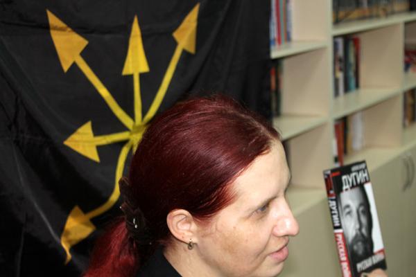 Наталья Макеева привезла в Горловку Русскую войну